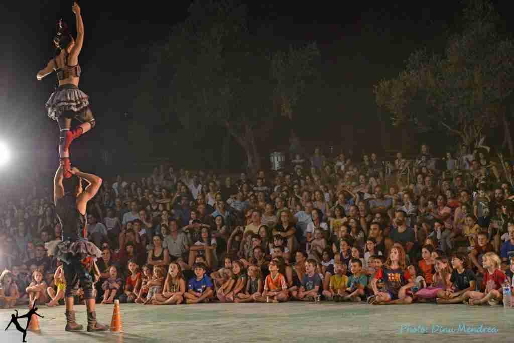 קהל של משפחות